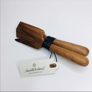 Hearth & Hand | @ 3pc Acacia Cheese Kitchen Tools